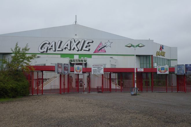 Galaxie Amneville, Amneville, France