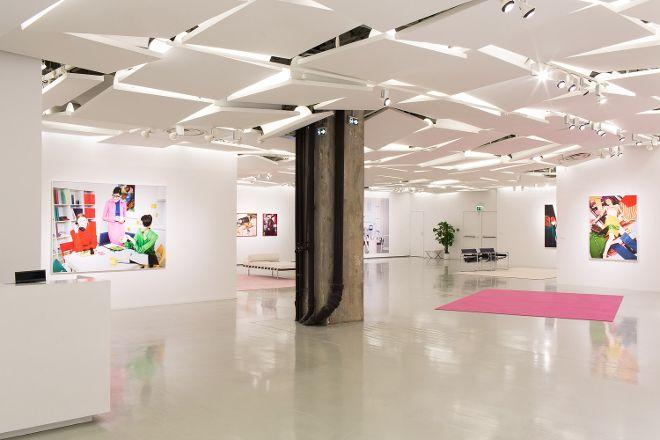 Galerie des enfants du Centre Pompidou, Paris, France