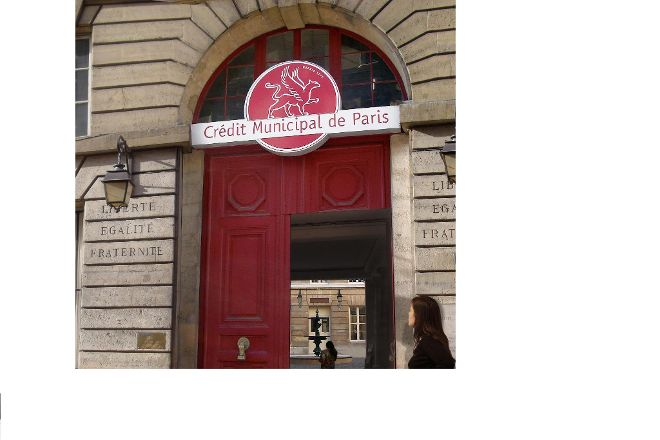 Galerie  du Credit Municipal  de Paris, Paris, France
