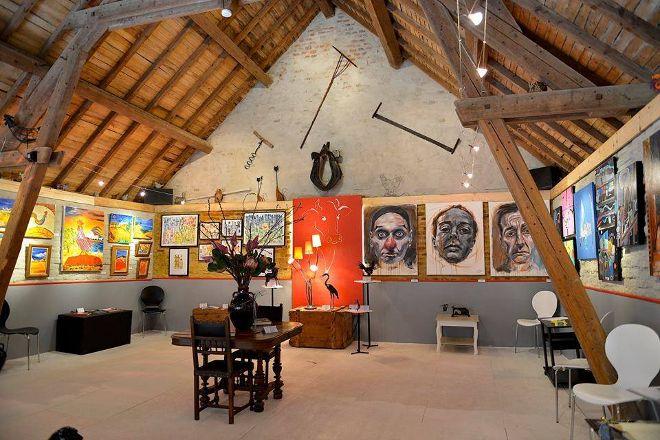 Galerie La Grange, Gouise, France