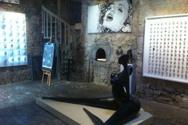 Galerie Lifetime Gallery, Mougins, France