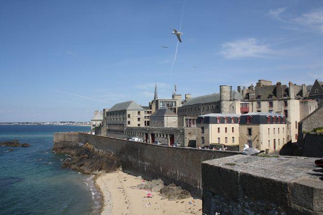 GR 34, Saint-Malo, France