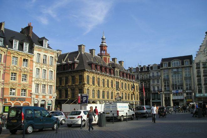 Grande Place, Lille, France
