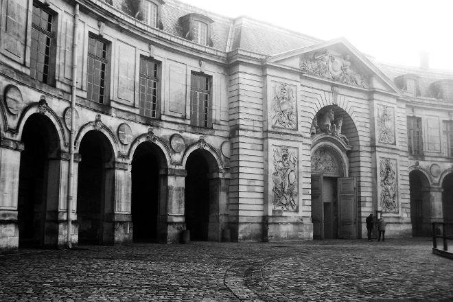 Académie Équestre de Versailles, Versailles, France