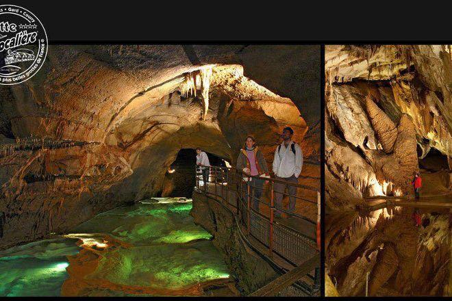Grotte de la Cocalière, Courry, France