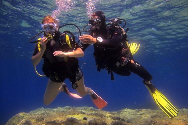 H2O club de plongee, Sainte-Maxime, France