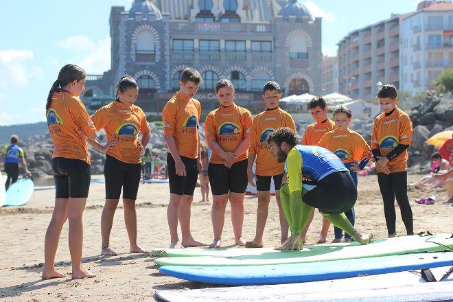 Hendaia Surf School, Hendaye, France