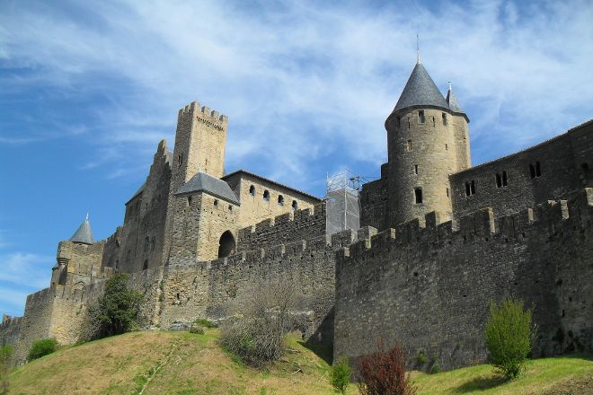 Cité de Carcassonne, Carcassonne Center, France