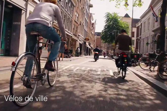 Holland Bikes, Paris, France