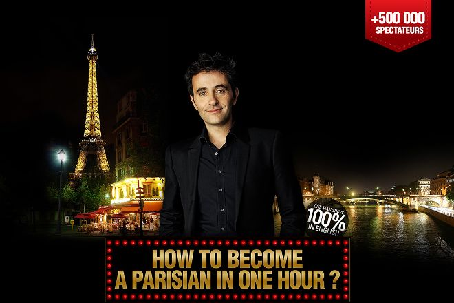 How to become Parisian in one hour?, Paris, France