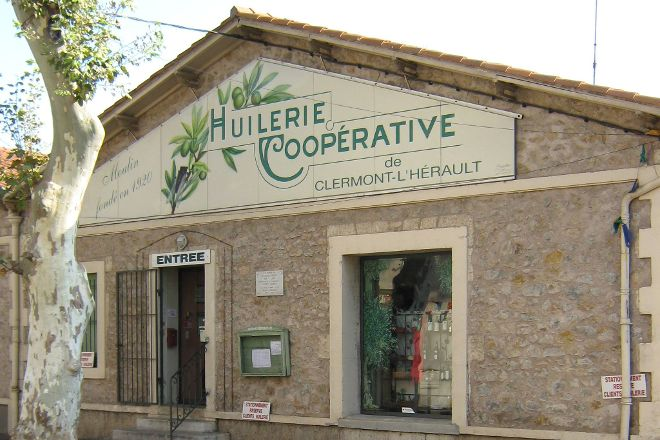 Huilerie Confiserie Cooperative de Clermont-L'herault, Clermont l'Herault, France