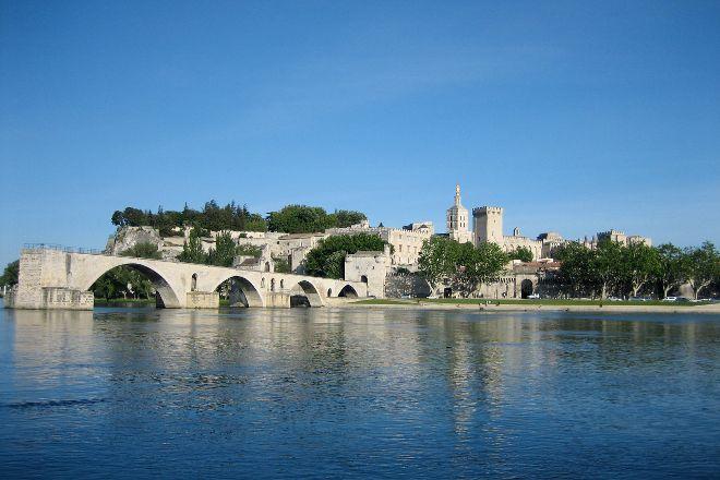 Ile de la Barthelasse, Avignon, France