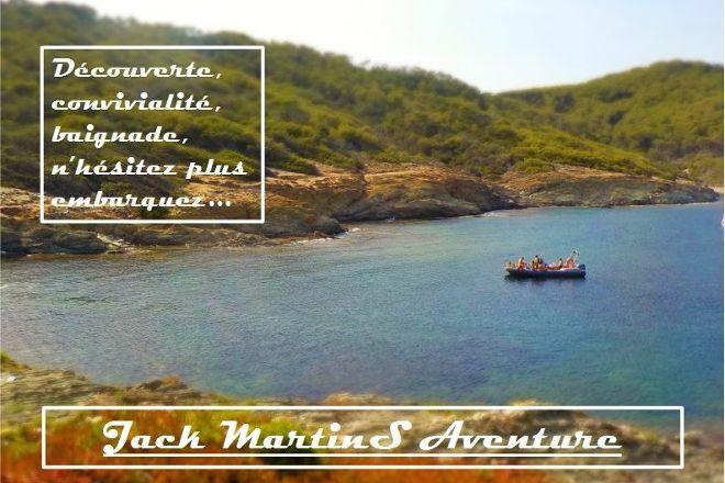 Jack MartinS Aventure, Le Lavandou, France