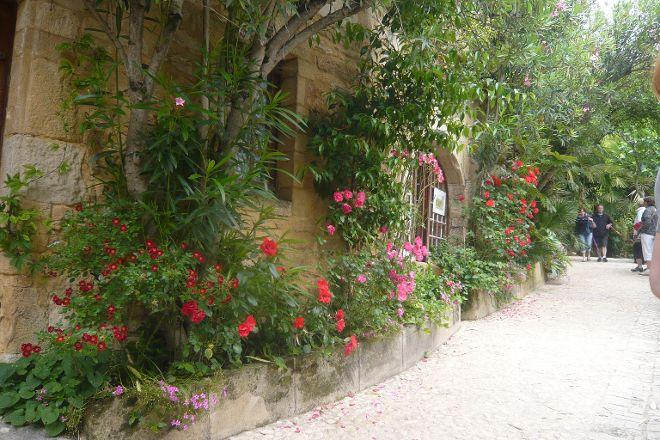 Jardin Exotique, La Roque-Gageac, France