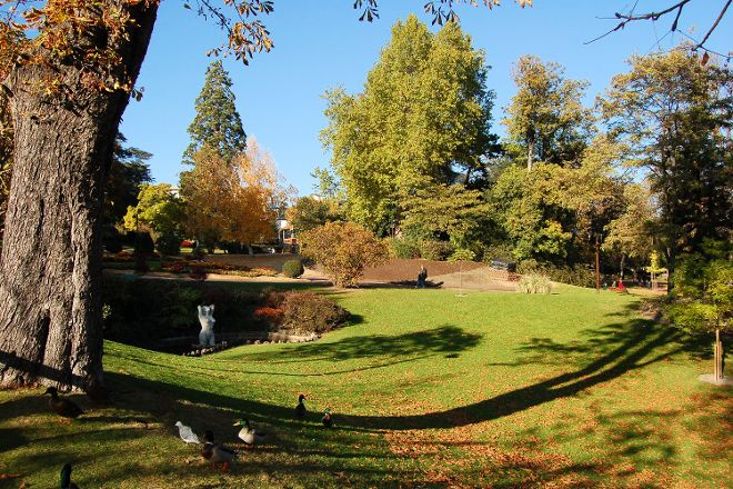 Jardin Lecoq, Clermont-Ferrand, France