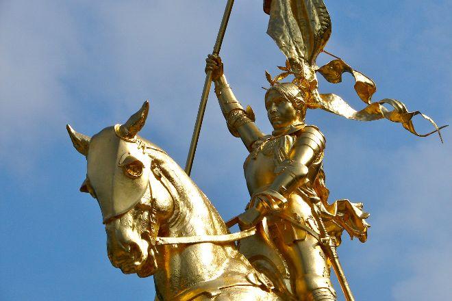 Jeanne d'Arc, Paris, France