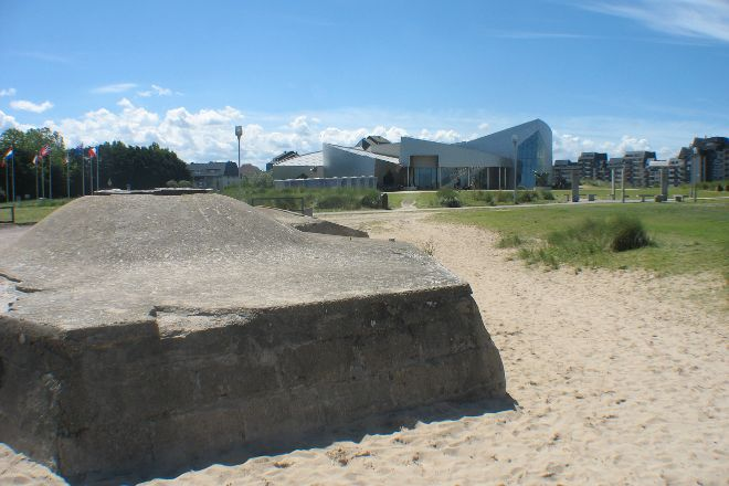 Juno Beach Centre, Courseulles-sur-Mer, France