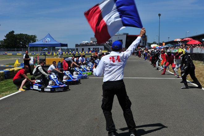 Karting des 24 Heures du Mans, Le Mans City, France