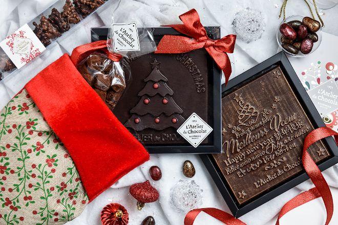 L'atelier du chocolat de bayonne, Bayonne, France