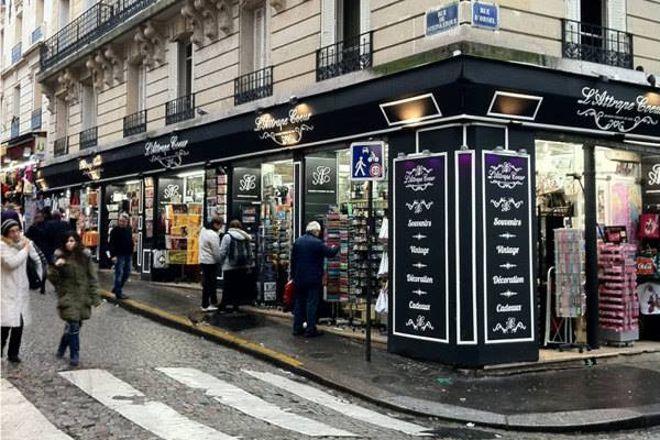L'Attrape Coeurs, Paris, France
