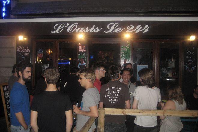 L'Oasis 244, Paris, France