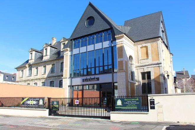 La Chapelle, Evreux, France