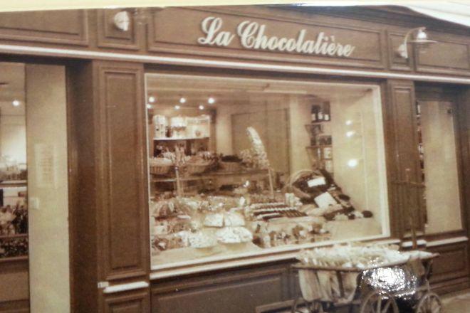 La chocolatiere, La Flotte, France