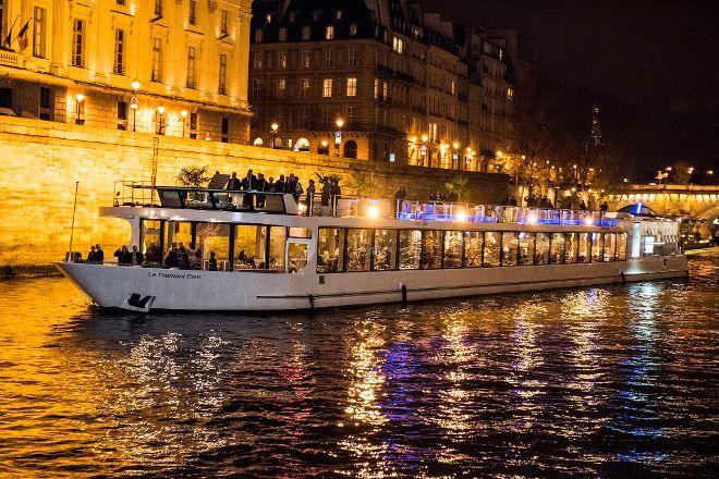 La Croisiere de Paris, Paris, France
