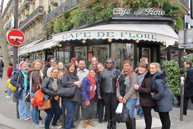 La Route des Gourmets, Paris, France