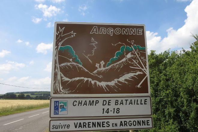 La Tranchee de Chattancourt, Chattancourt, France