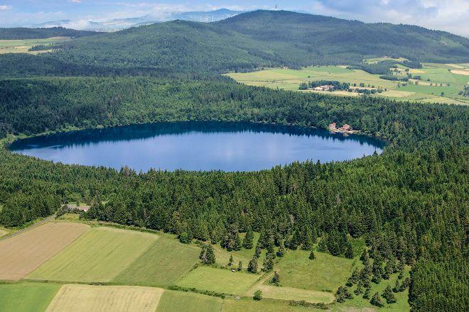 Lac du Bouchet, Cayres, France