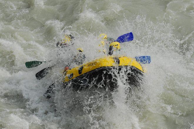 Latitude Rafting, Embrun, France