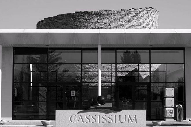 Le Cassissium, Nuits-Saint-Georges, France