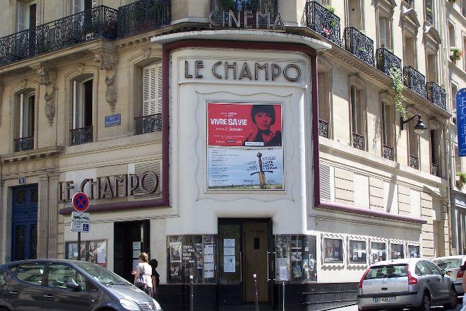 Le Champo, Paris, France