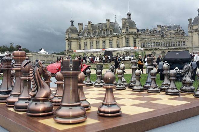 Le Comptoir des Jeux, Chantilly City, France