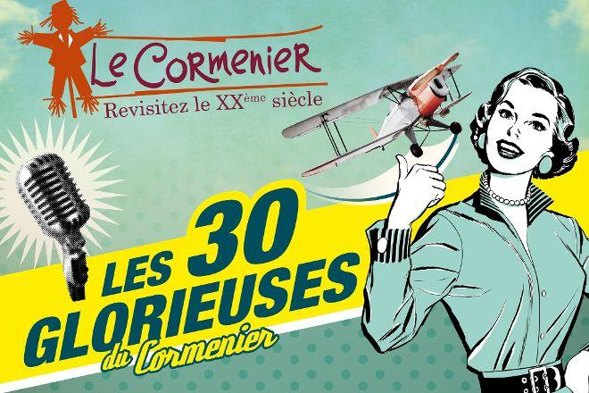 Le Cormenier, Champniers, France