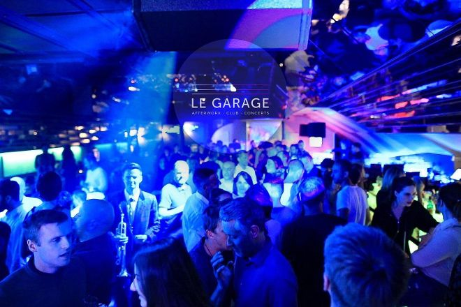 Le Garage, Annecy, France
