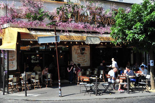 Le Vrai Paris Tours, Paris, France