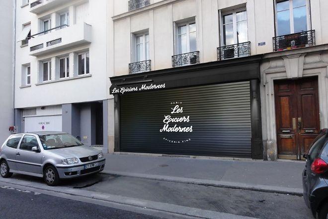 Les Epiciers Modernes, Paris, France