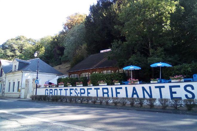 Les Grottes Petrifiantes, Savonnieres, France