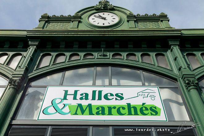 Les Halles de Lourdes, Lourdes, France
