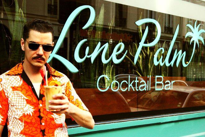 Lone Palm, Paris, France