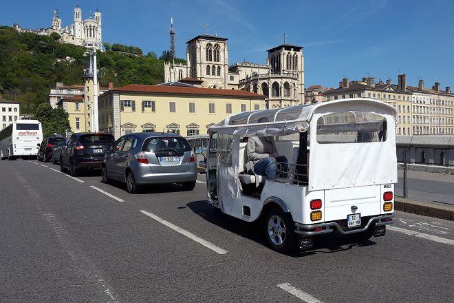 Lyon Tuk Tour, Lyon, France