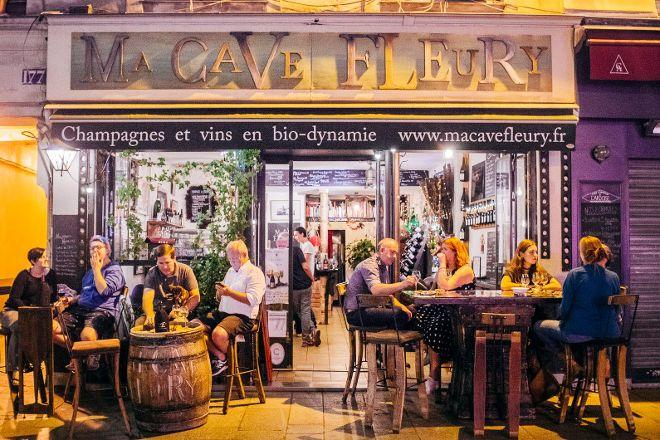 Ma Cave Fleury, Paris, France