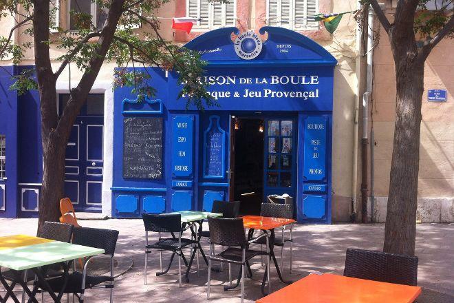 Maison de la Boule, Marseille, France