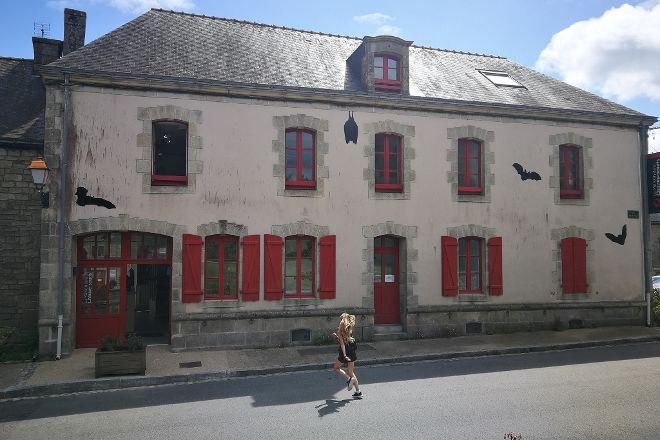 Maison de la Chauve-Souris, Kernascleden, France