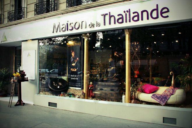 Maison de la Thailande, Paris, France