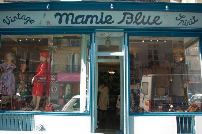 Mamie Blue, Paris, France