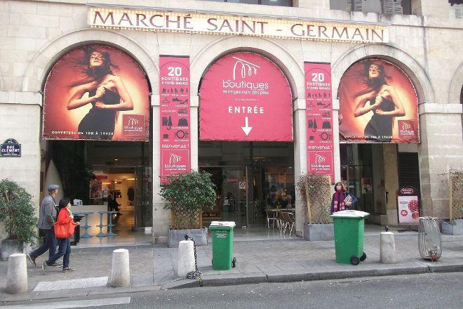 Marche St. Germain, Paris, France