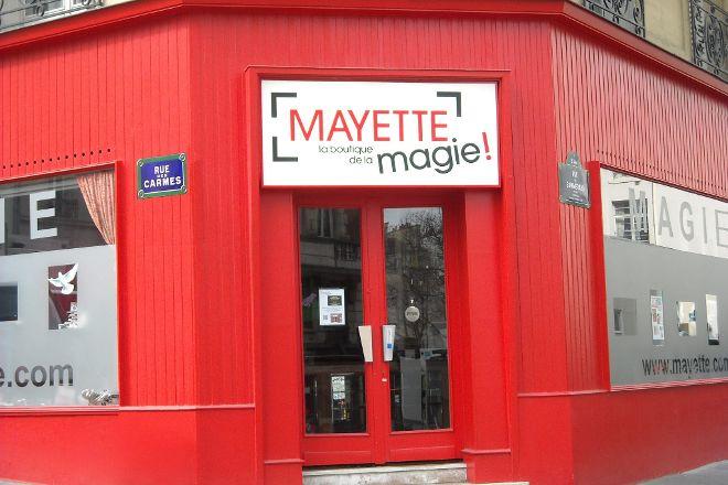 Mayette Magie Moderne, Paris, France